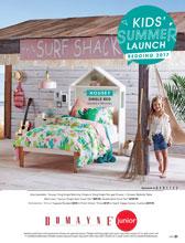Kids' Summer Launch - Bedding 2017