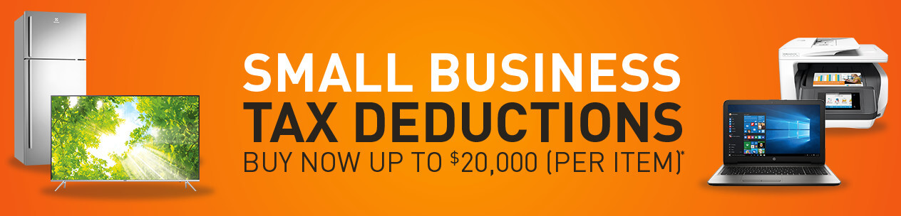 Small business tax time deductions
