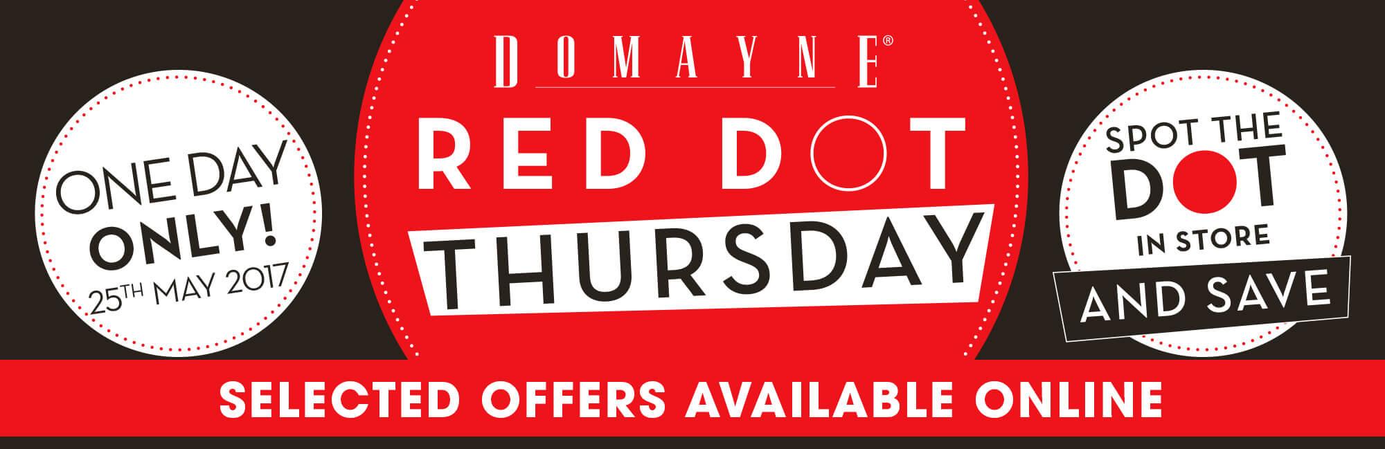Red Dot Thursday