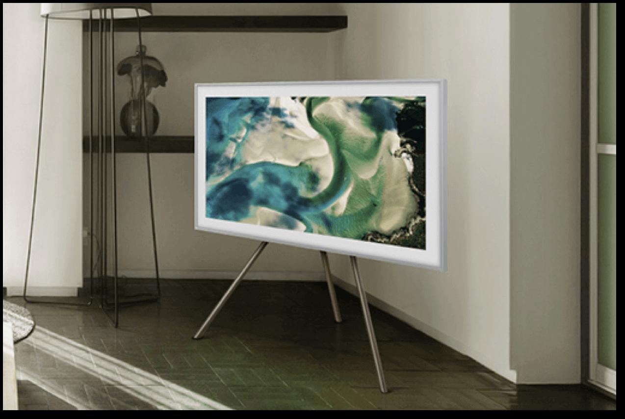 samsung frame tv domayne australia. Black Bedroom Furniture Sets. Home Design Ideas