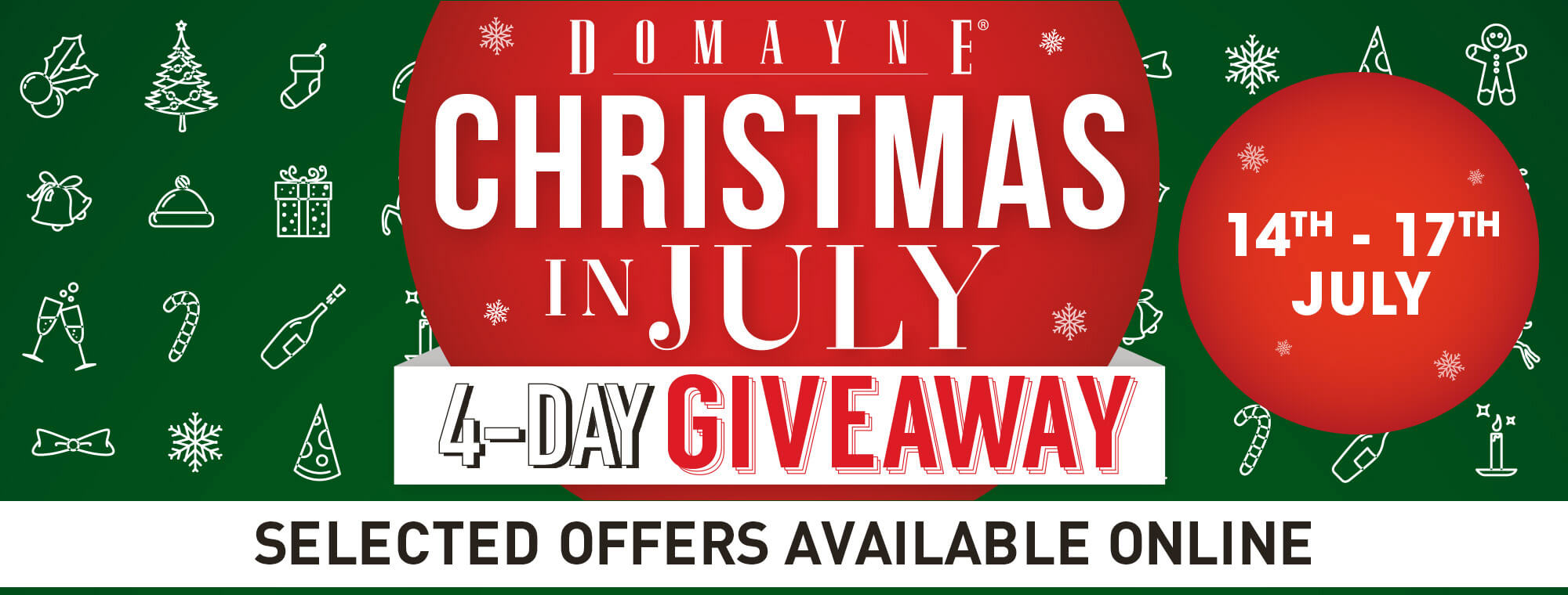 [christmas in july 4-day giveaway]