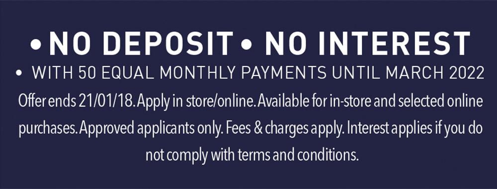 no deposit no interest