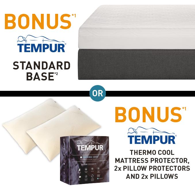 bonus Tempur