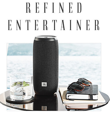 refined entertainer