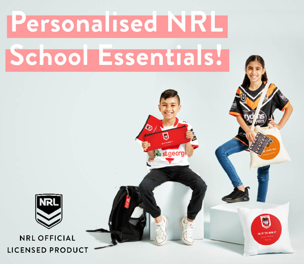 Personalise NRL Essentials