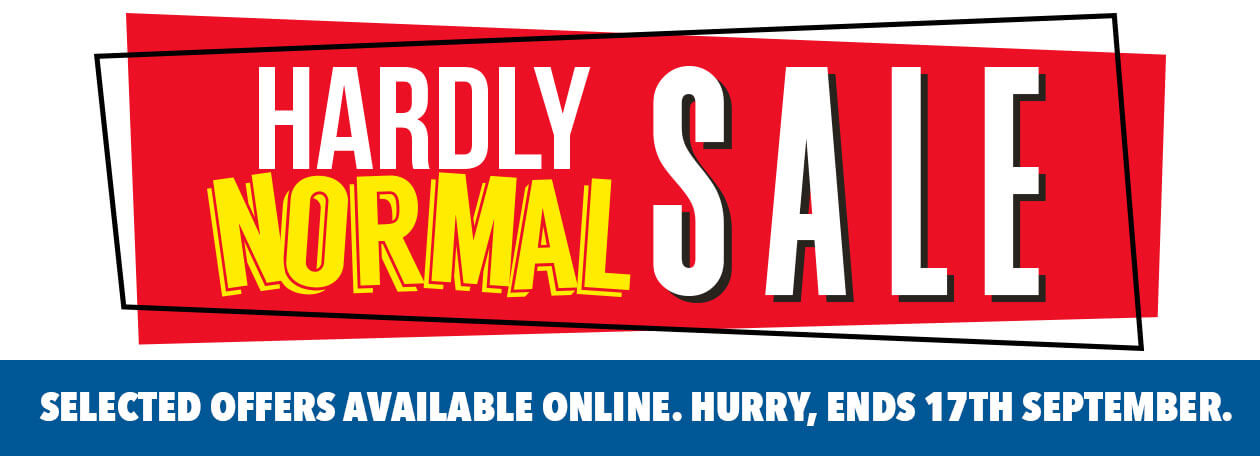 [Hardly Normal]