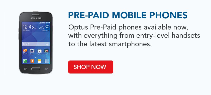 Pre-Paid Mobile Phones