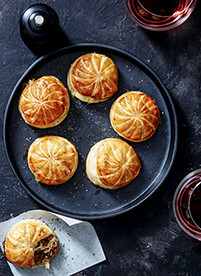 [Lamb Pithiviers]