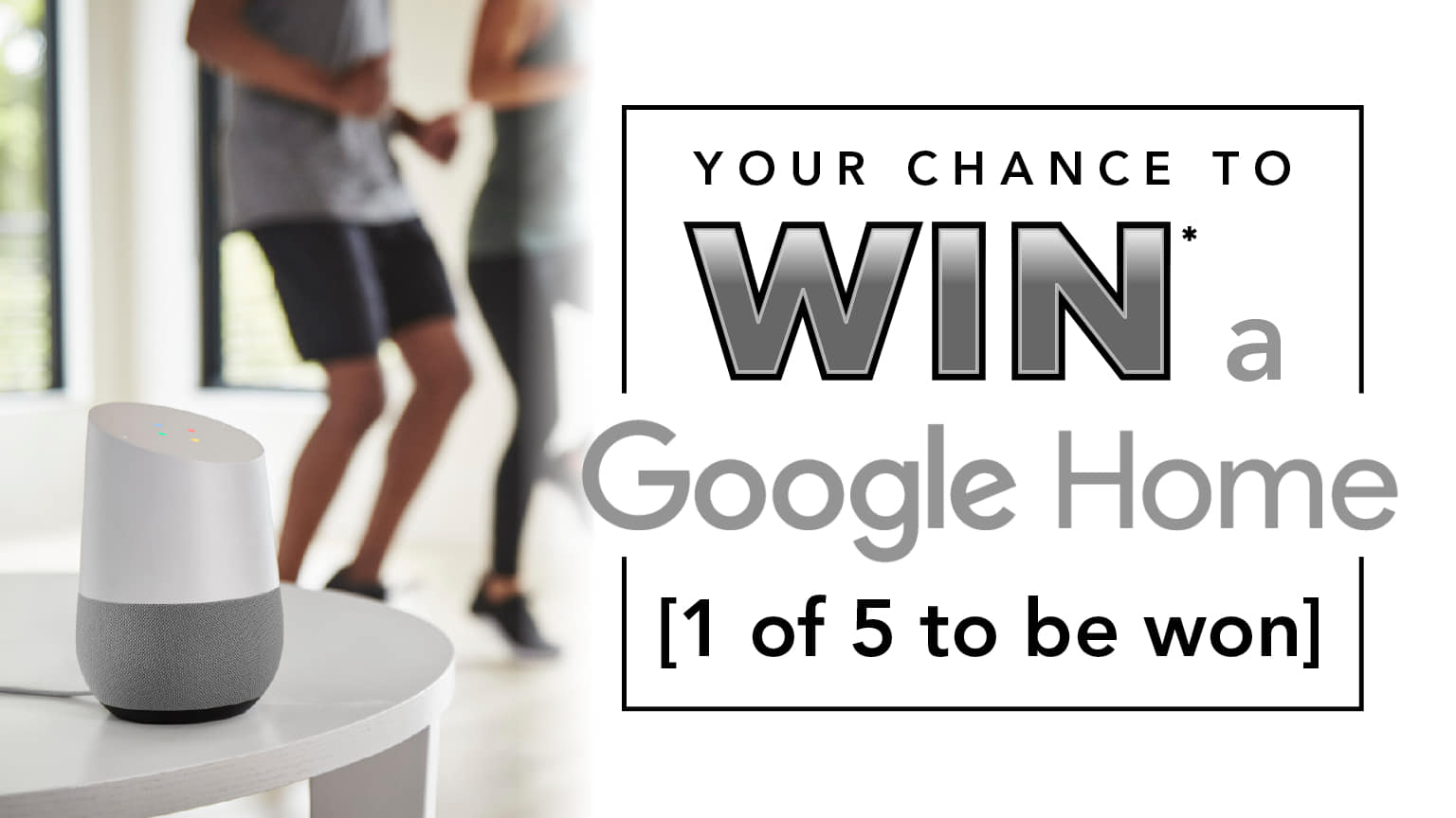 Google Home Competition