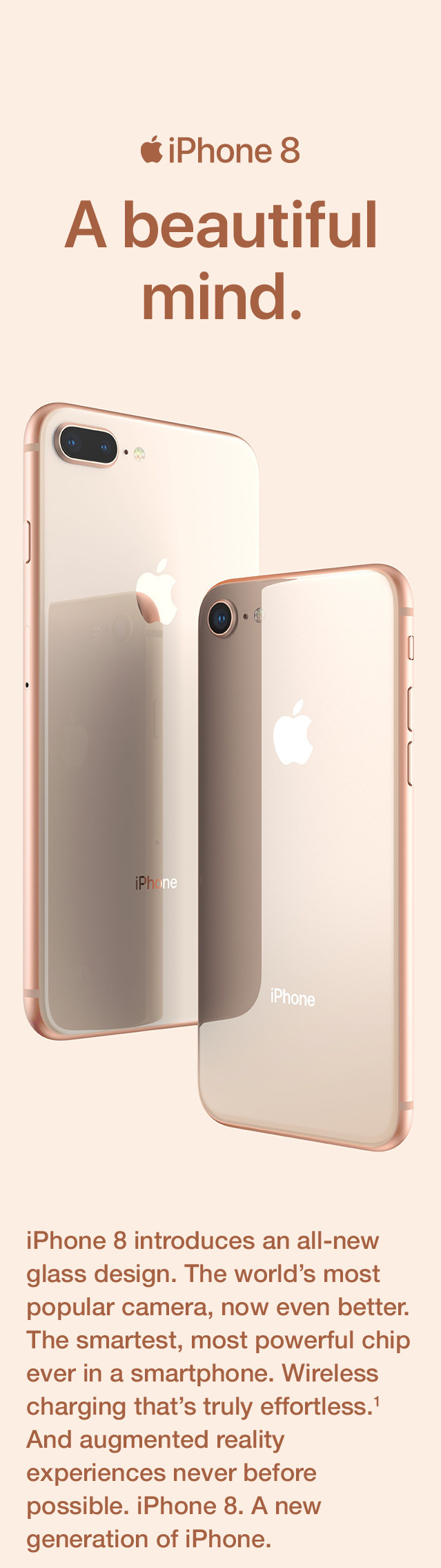 iPhone8 features