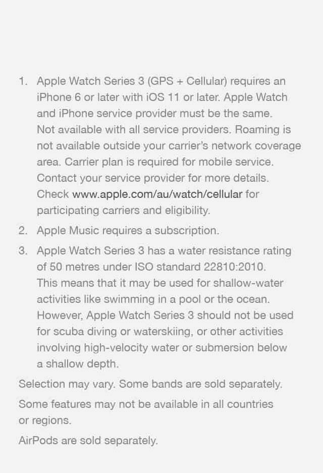 apple watch m13