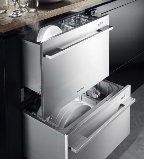 Fisher and Paykel Double Dishwasher