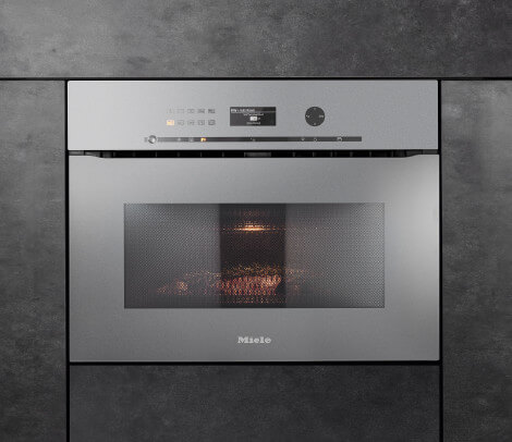 Miele Microwave Combination Oven