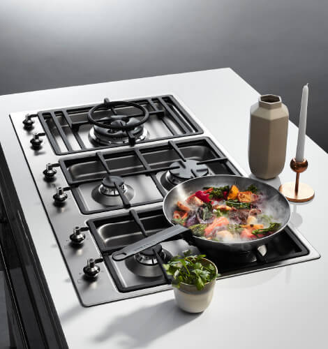 Smeg Gas Cooktop
