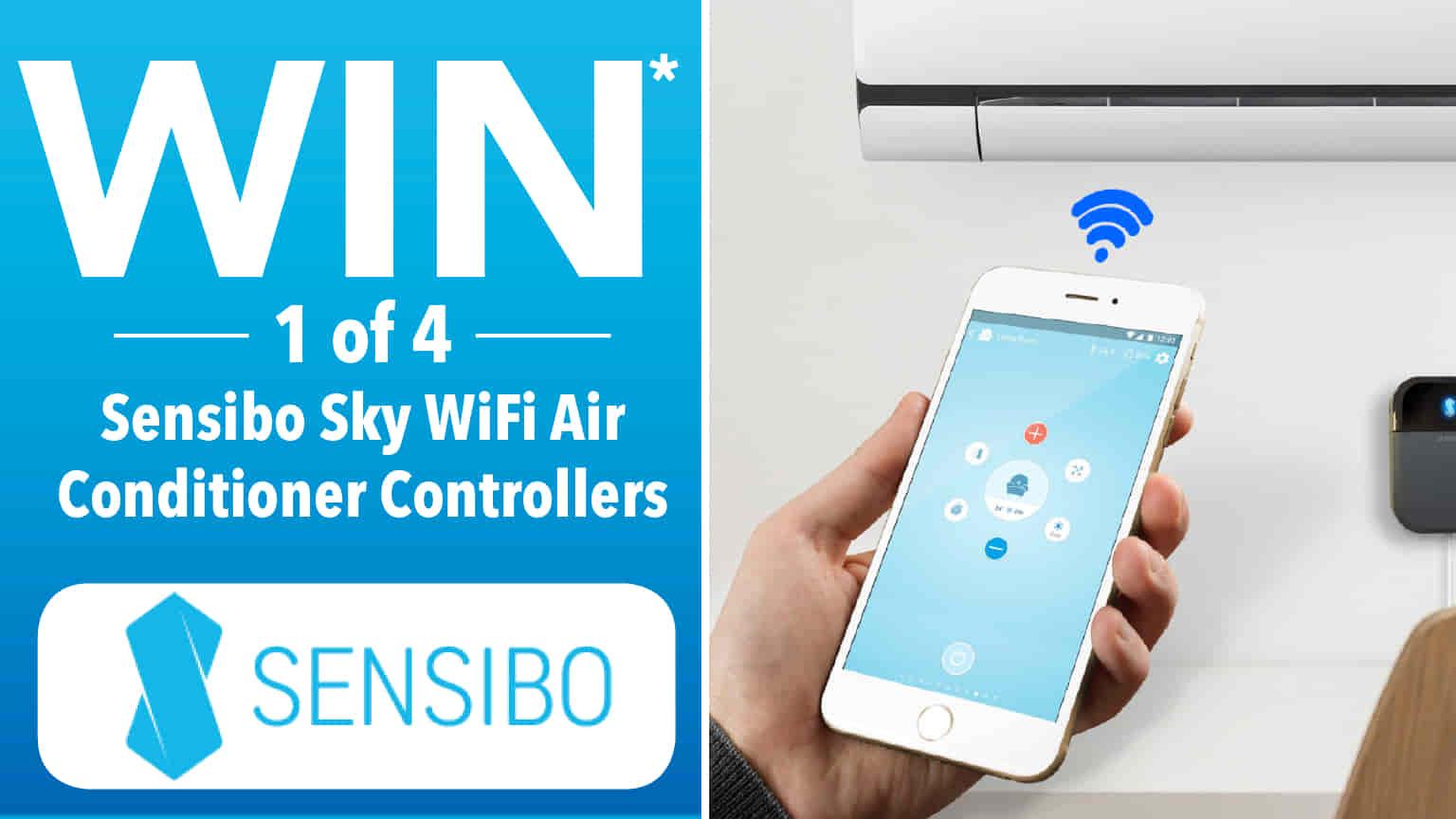 Sensibo Sky Promotion