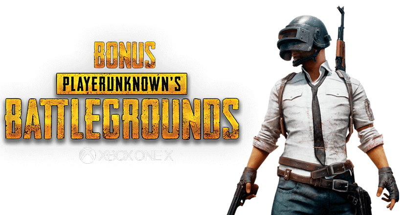 99 Playerunknown S Battlegrounds Png Images Free Download: Player's Unknown Battle Ground Xbox One X Bonus