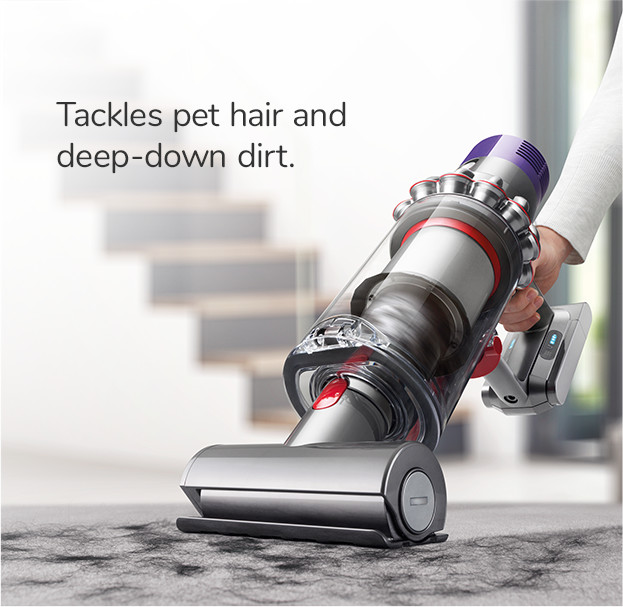 tackle pet hair