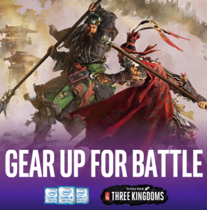 [Gear Up for Battle]