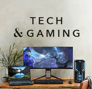 tech and gaming