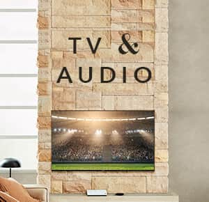 tv and audio