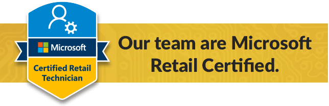 Mircosoft Retail Certified