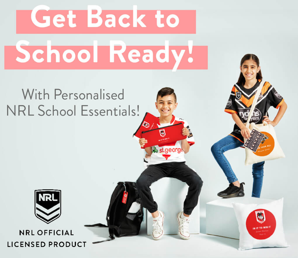 NRL Get Back to