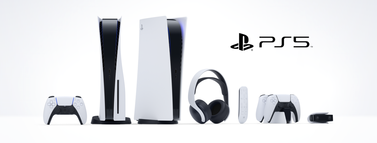 PlayStation 5 Console Family