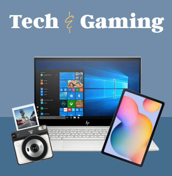 Tech & Gaming