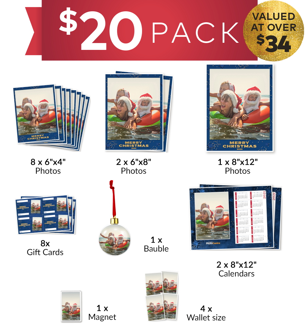 $20 Pack