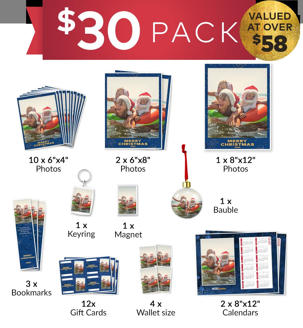 $30 Pack