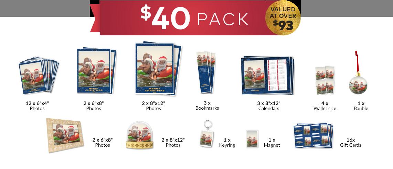 $40 Pack