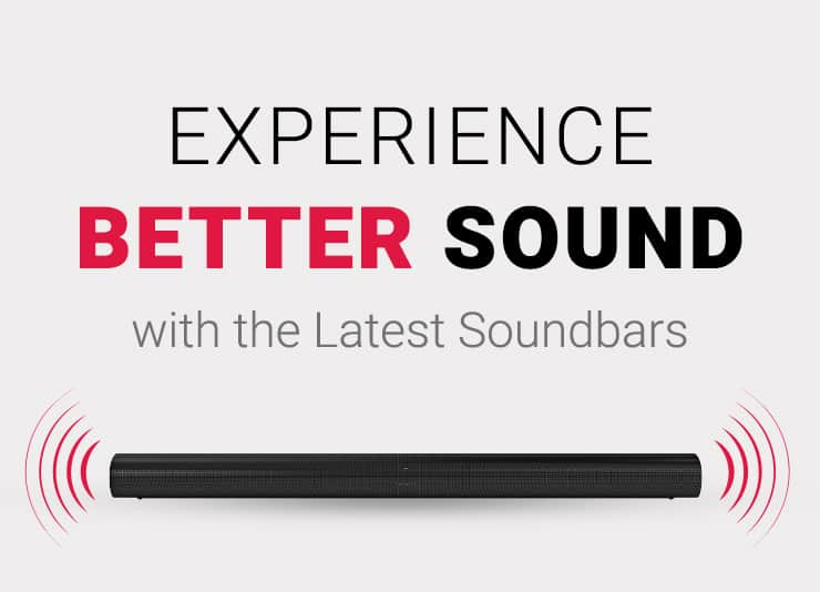 Experience Better Sound