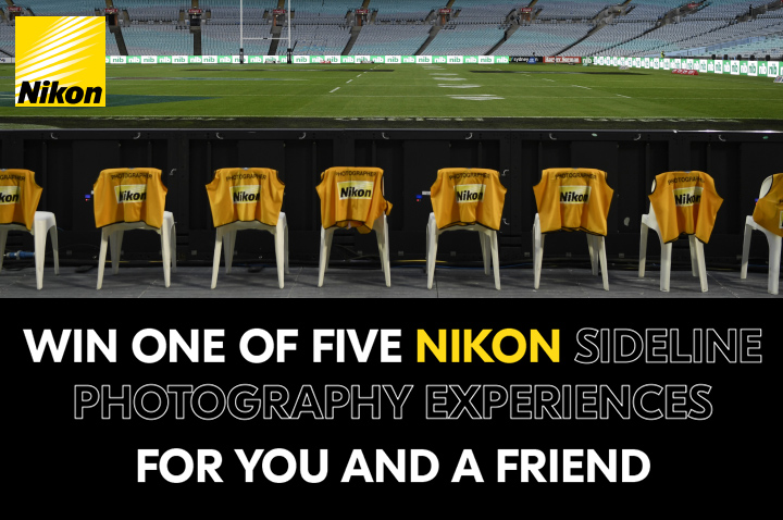 Win* a sideline experience at the NRL finals series.