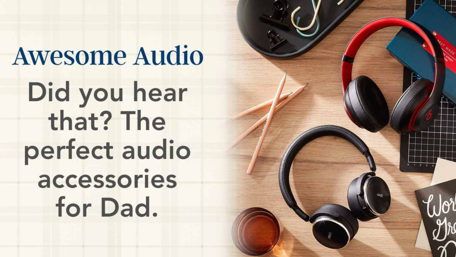 Fathers Day - Awesome Audio