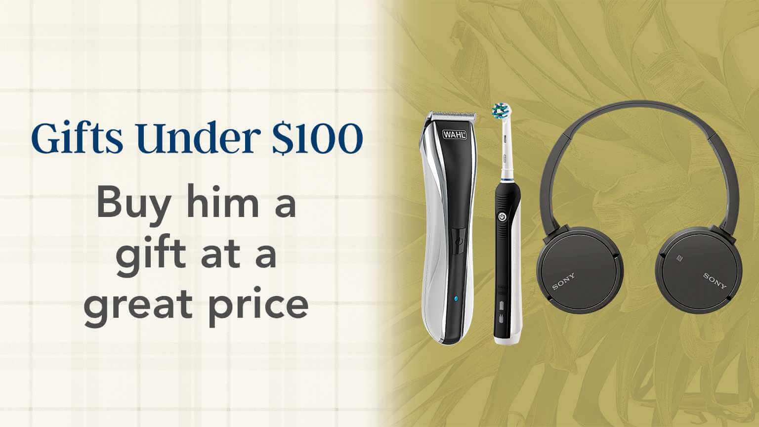 Father's Day - Gifts under $100