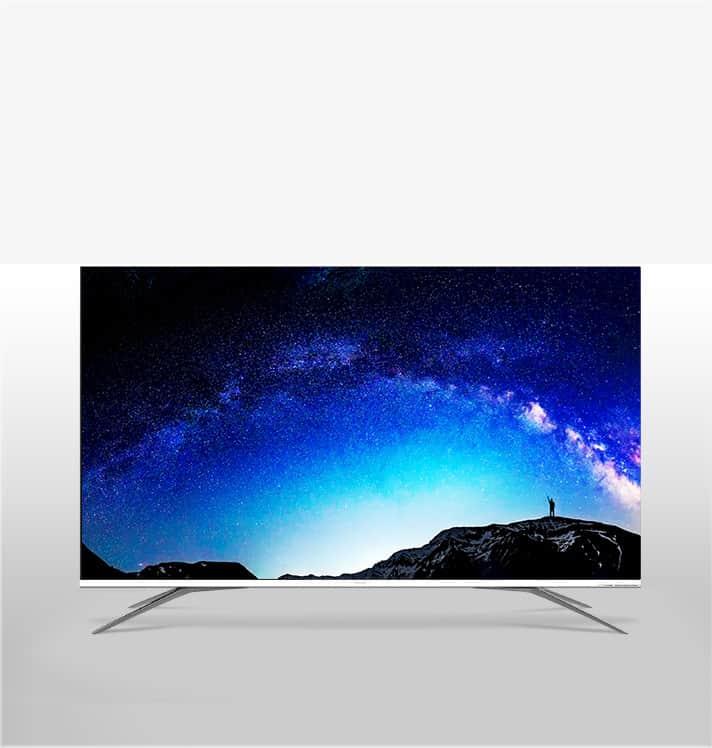 "Hisense 4K UHD Smart Television - 43"""