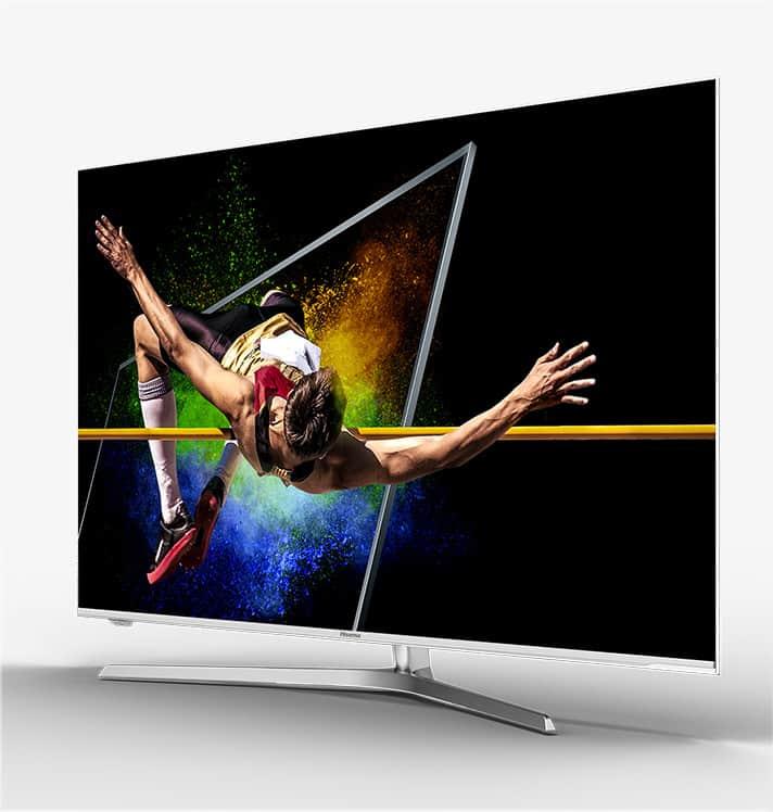 "4K UHD ULED Smart Television - 65"""