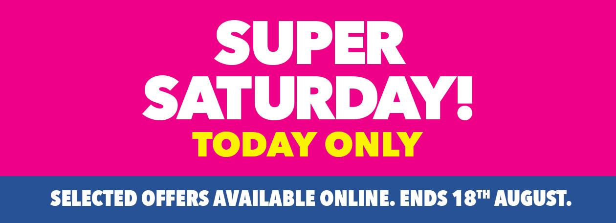 [Super Saturday]