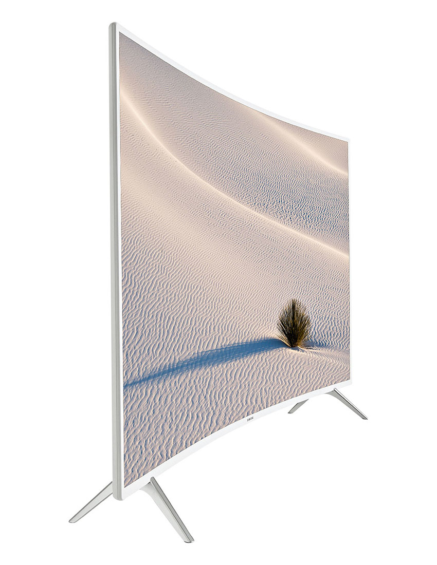 Pure Curved TV