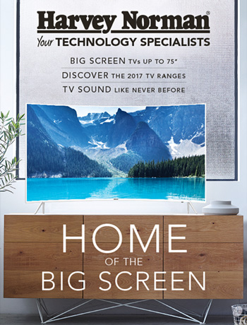 Home of the Big Screen Catalogue Cover
