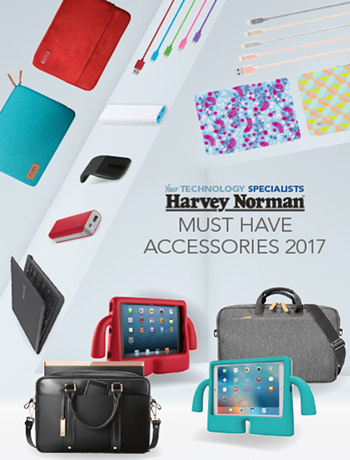 Must Have Accessories 2017 Catalogue Cover