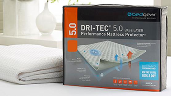[Dri Tec 5.0 Mattress Protector by Bedgear]