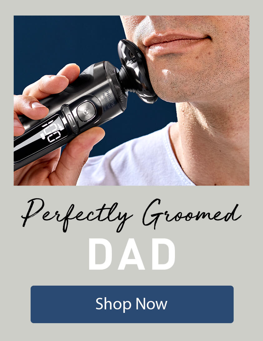 [Perfectly Groomed Dad]