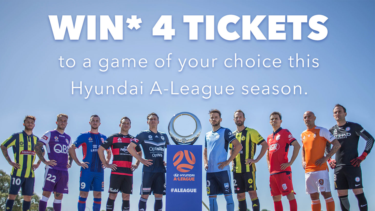 Hyundai A-League Competition